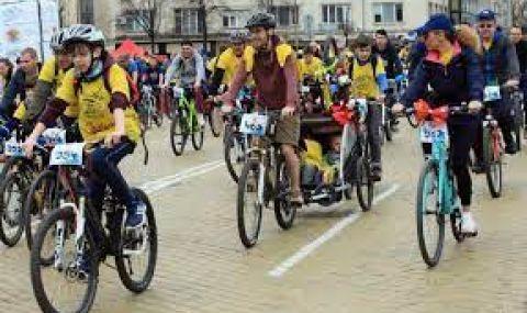 Велошествие променя движението в столицата - 1
