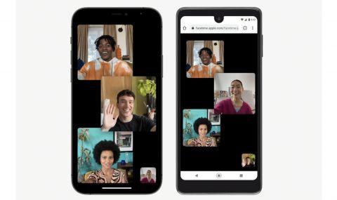 FaceTime вече няма да бъде само за Apple устройства