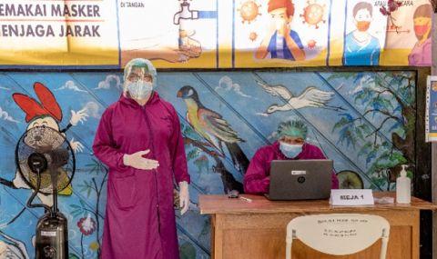 Най-малко 138 страни по света са започнали ваксинация срещу COVID-19
