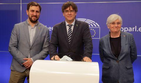 Европейският съд отне имунитета на Карлес Пучдемон - 1