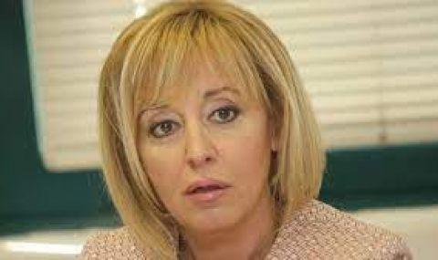 Манолова: Недопустимо е по подобен начин да се удря парламентарна група - 1