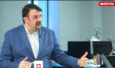 Настимир Ананиев пред ФАКТИ: ГЕРБ се страхуват от българите в чужбина