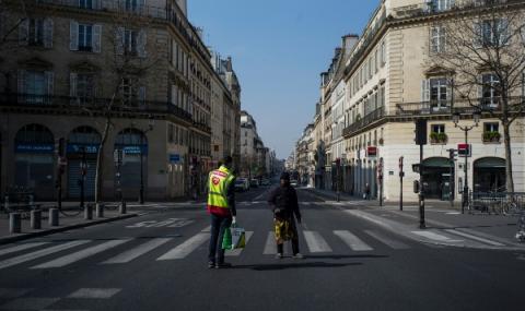 Франция удължава извънредното положение