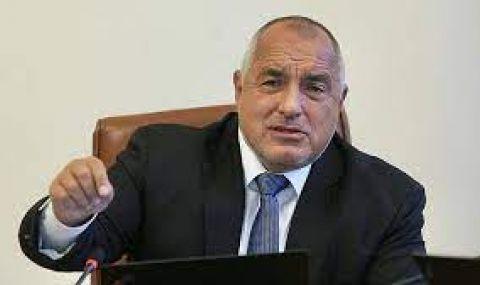 Борисов: Рашков няма да го изберат и за домоуправител на вход