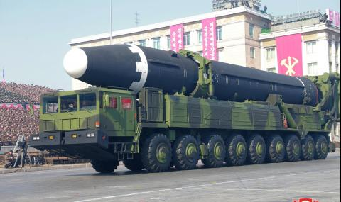 Северна Корея вече може да удари всеки един град в САЩ