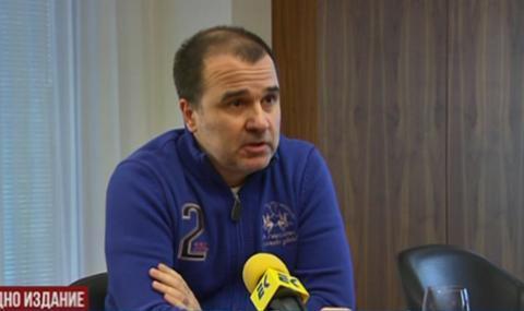 Цветомир Найденов: Единственият проблем на хазарта се казва Васил Божков