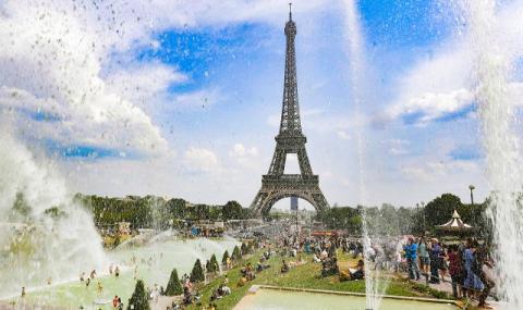 Горещо! Във Франция измериха 41,9 градуса