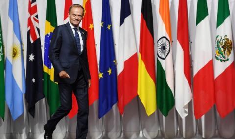 Преговорите за председател на ЕК напредват