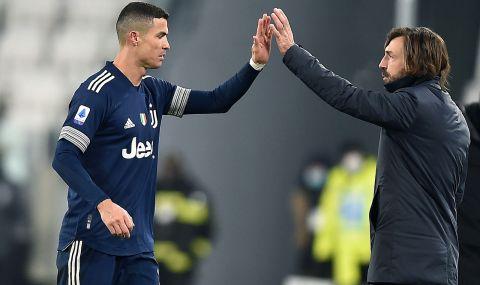 Роналдо очаква нов договор с Ювентус