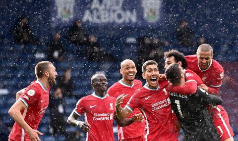 За седем футболисти на Ливърпул сезонът приключи