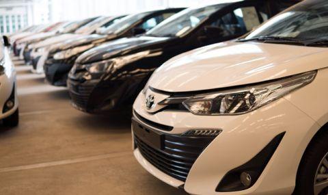 Най-предпочитаните употребявани коли са японски