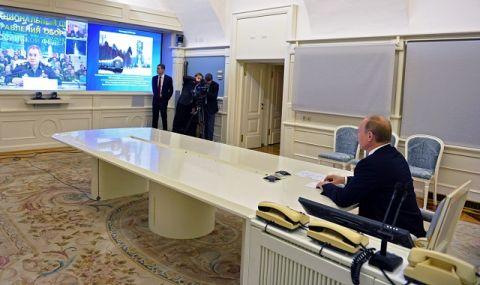 Путин: Трябва да запазим статута си на водеща ядрена и космическа страна