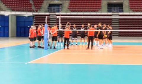 В драматичен мач: България показа характер и победи Чехия - 1