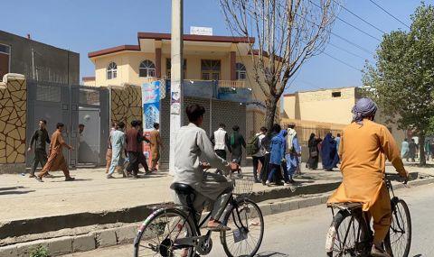 Американското посолство в Афганистан е напълно евакуирано - 1