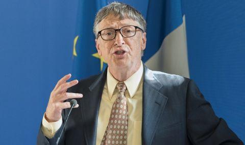 Бил Гейтс може да пропусне България. Българите масово са чипирани
