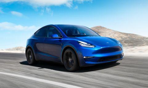Мъск: Tesla Model Y ще е най-продаваната кола в света през 2022 или 2023 година