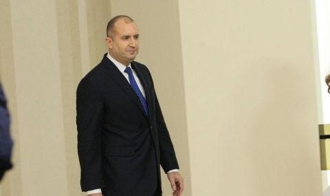 Радев: Редно е Борисов да е кандидатът на ГЕРБ - 1