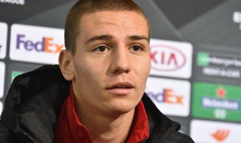 Антов: Дори не ми мина през ума да откажа офертата на Болоня