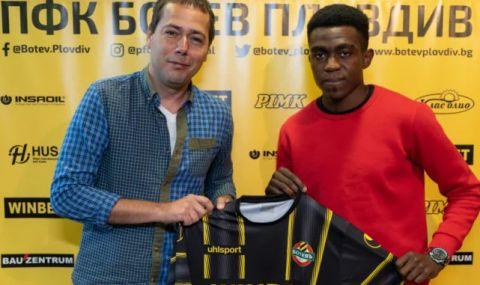 Tихомълком Ботев Пд показа новия си спортен директор - 1