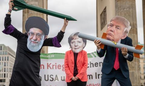 Иран ще скъса ядрения договор, ако...