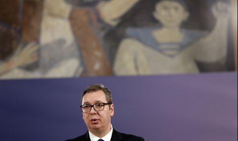 Александър Вучич няма интерес към Велика Сърбия