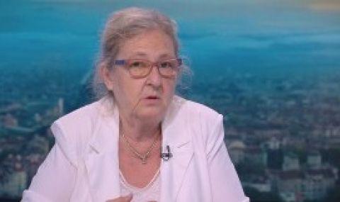 Мира Кожухарова: Срам ме е да кажа какъв е процентът на ваксинираните медици - 1