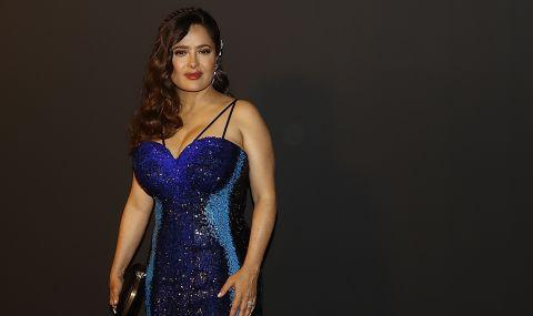 Салма Хайек: Без срок на годност съм
