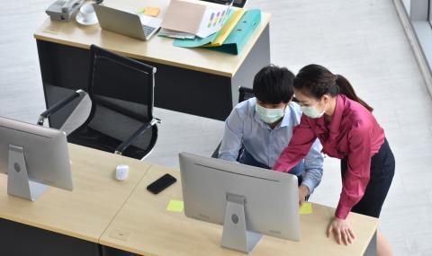 Как ще работите в офиса след края на извънредното положение