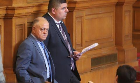 Атанас Атанасов: Готови сме на взаимодействие с Петков и Василев - 1