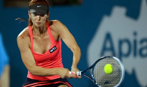 Цвети Пиронкова е на полуфинал в Нотингам