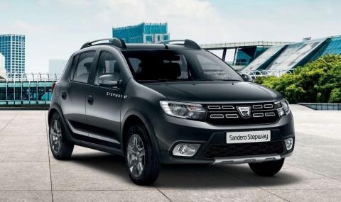 Още по-евтина Dacia Sandero Stepway