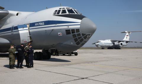 Прехвърлят руски военни от Белград в Ниш