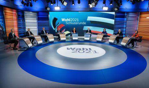 Германия очаква оспорвани избори - 1