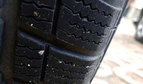 Собственик на гумаджийница в Русе се сдобил с крадени гуми