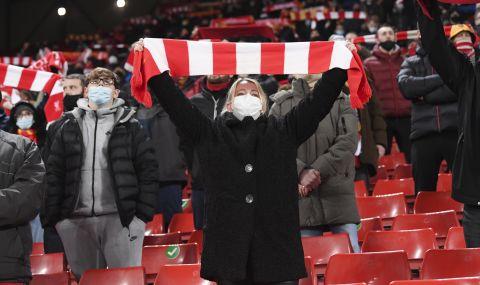 Феновете на Ливърпул нямат никакво намерение лесно да простят на собственика