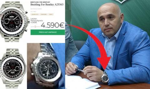 Директорът на ОДМВР-Бургас, ръководил акцията при