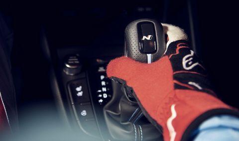 Hyundai представи най-мощнатa Коna  - 8