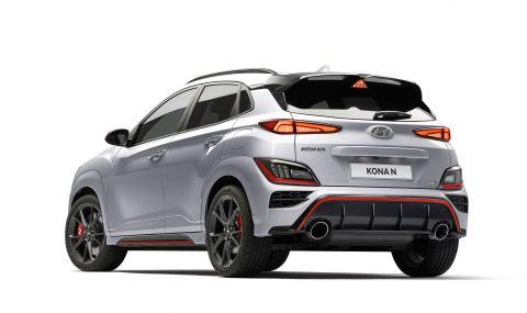 Hyundai представи най-мощнатa Коna  - 2