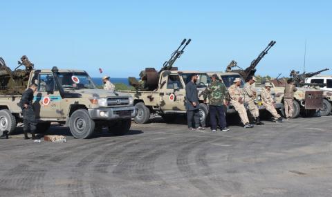 Напрежението в Либия ескалира! Десетки бяха убити