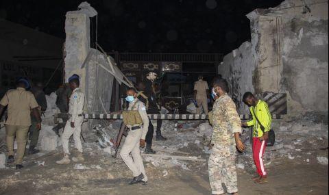 В Сомалия атакуваха военни бази