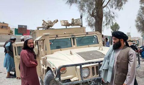 Колко (и какви) коли остави Америка на афганистанските терористи? - 1