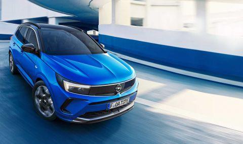 Opel обнови едно от SUV-тата си - 2