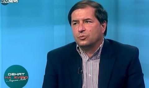 Борислав Цеков: Нека не вървим към африканизация в политиката