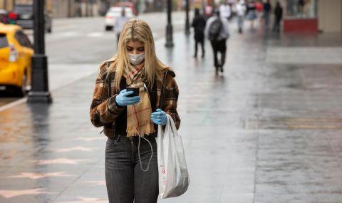 Невиждан брой заразени в Съединените щати за един ден