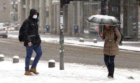 Снежен хаос в Босна и Херцеговина
