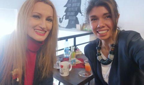 Съпругата на посланика ни в Скопие стартира благотворителна инициатива