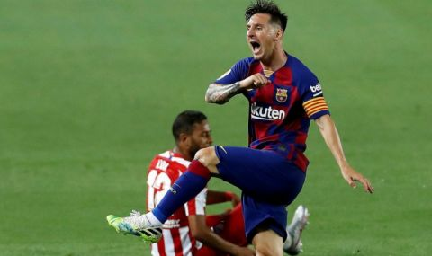 Барселона си постави краен срок за подписването на нов договор с Меси - 1