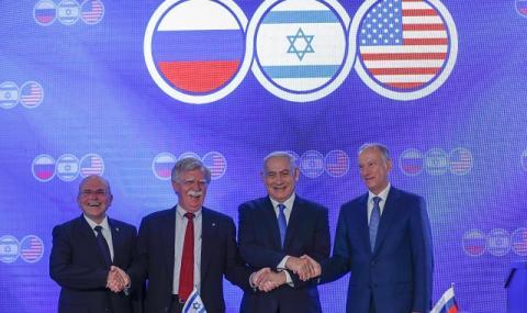 Израел, САЩ и Русия на спешна среща за Близкия изток (СНИМКИ)