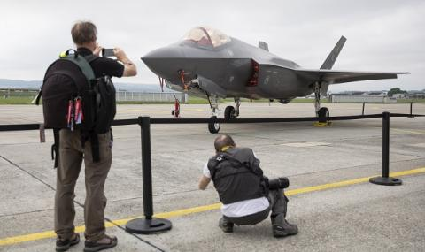 Ултиматум: Турция да избира - С-400 или F-35