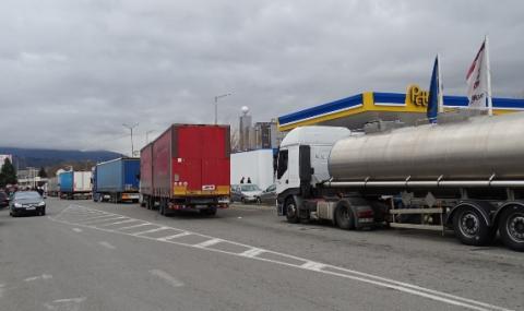 Хърватия ограничава транзитния превоз